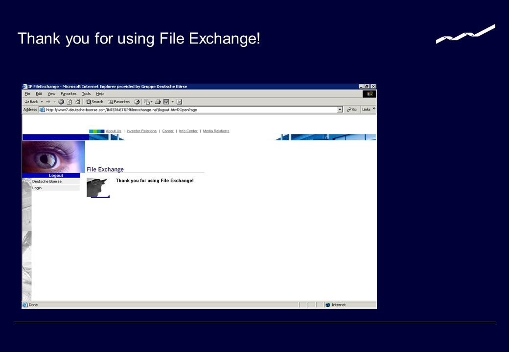 Thank you for using File Exchange!
