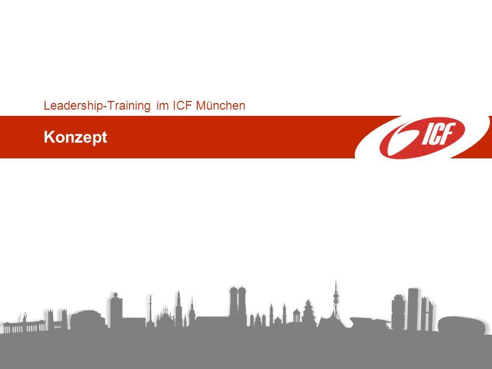 Leadership-Training im ICF München Konzept