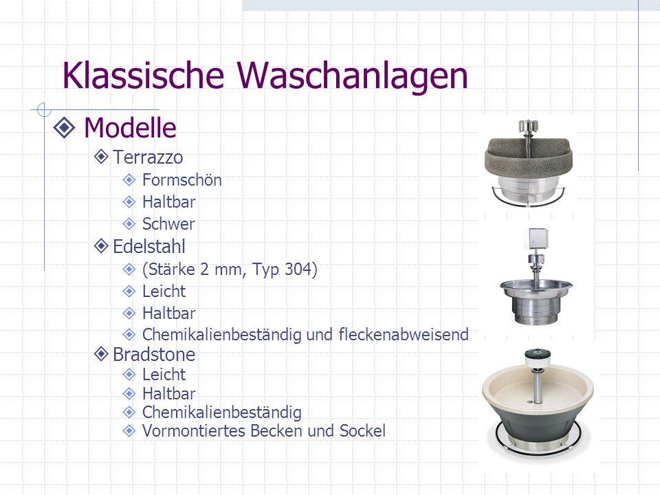 Klassische Waschanlagen Modelle Terrazzo Formschön Haltbar Schwer Edelstahl (Stärke 2 mm, Typ 304) Leicht Haltbar Chemikalienbeständig und fleckenabwe