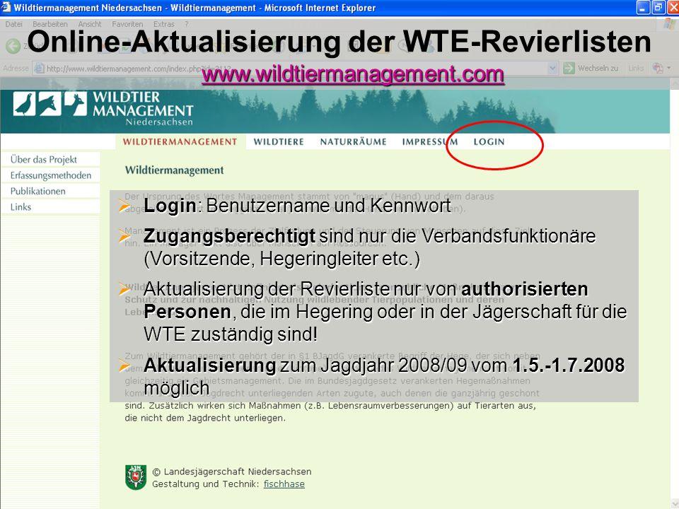 Korrektur der WTE Hasenbesatzdichten 1.