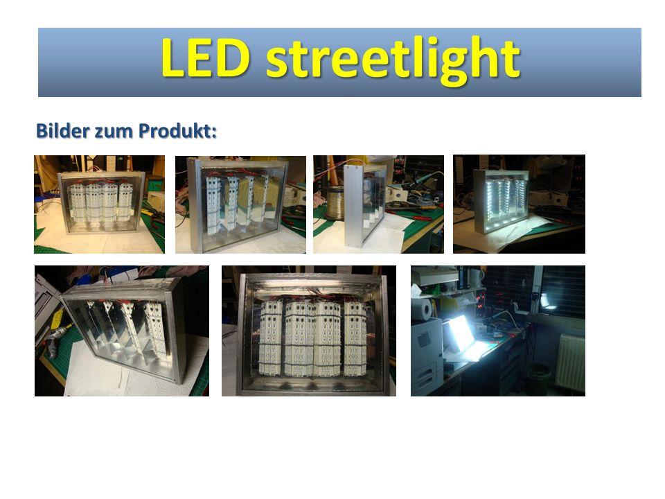 Bilder zum Produkt: LED streetlight