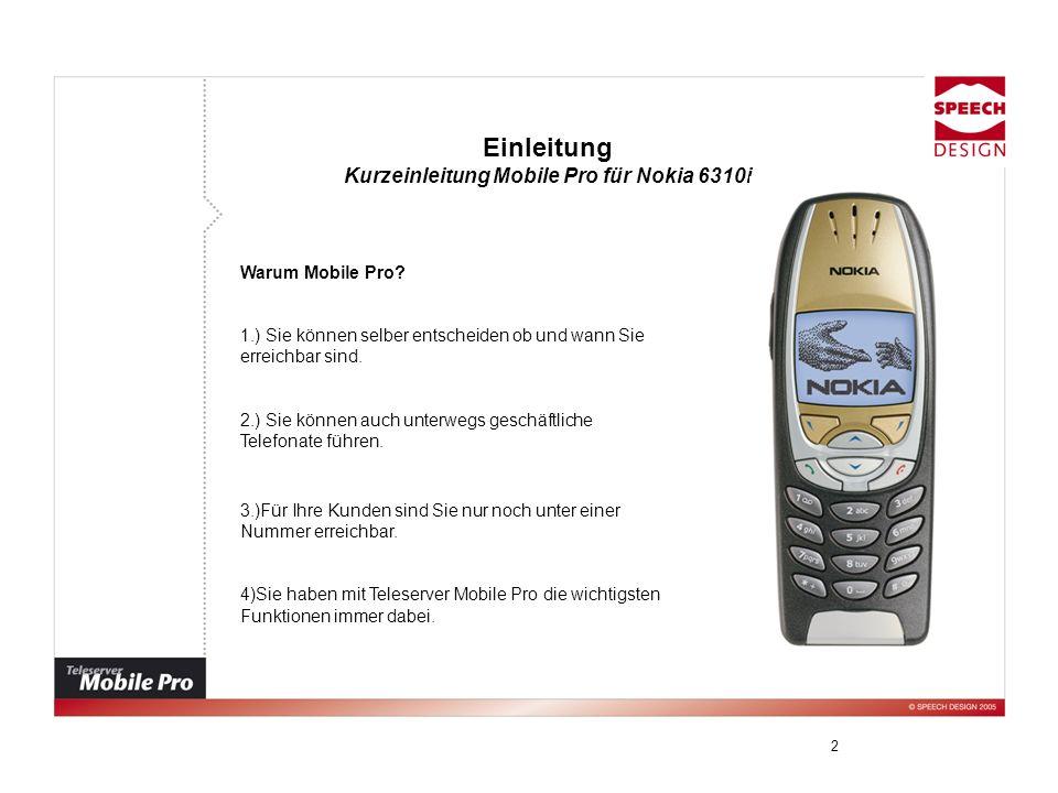 3 Die Beispiel-Rufnummer In dieser Anleitung verwenden wir folgendes Beispiel für die Rufnummer zur Einwahl in Teleserver Mobile Pro.