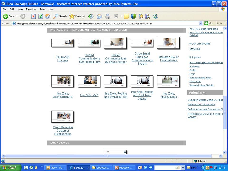© 2007 Cisco Systems, Inc. Alle Rechte vorbehalten.Vertrauliche Informationen von CiscoPräsentation_ID 19
