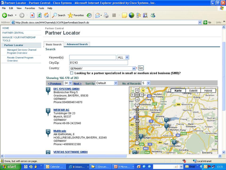 © 2007 Cisco Systems, Inc. Alle Rechte vorbehalten.Vertrauliche Informationen von CiscoPräsentation_ID 22