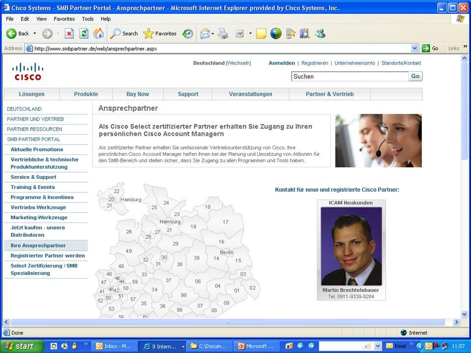 © 2007 Cisco Systems, Inc. Alle Rechte vorbehalten.Vertrauliche Informationen von CiscoPräsentation_ID 31