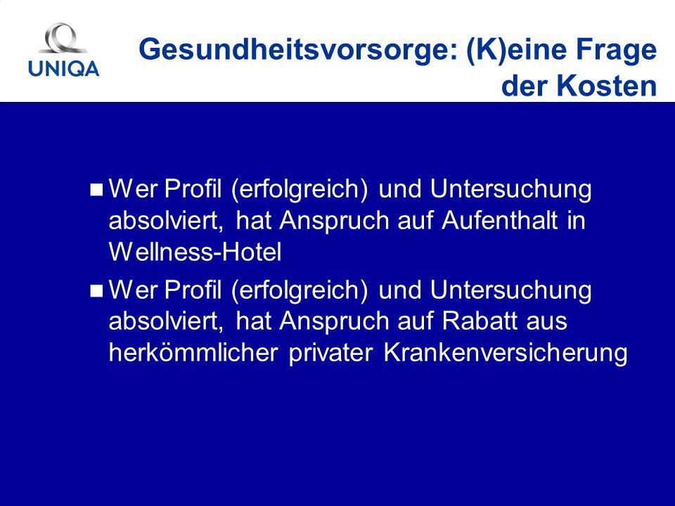 Wer Profil (erfolgreich) und Untersuchung absolviert, hat Anspruch auf Aufenthalt in Wellness-Hotel Wer Profil (erfolgreich) und Untersuchung absolvie