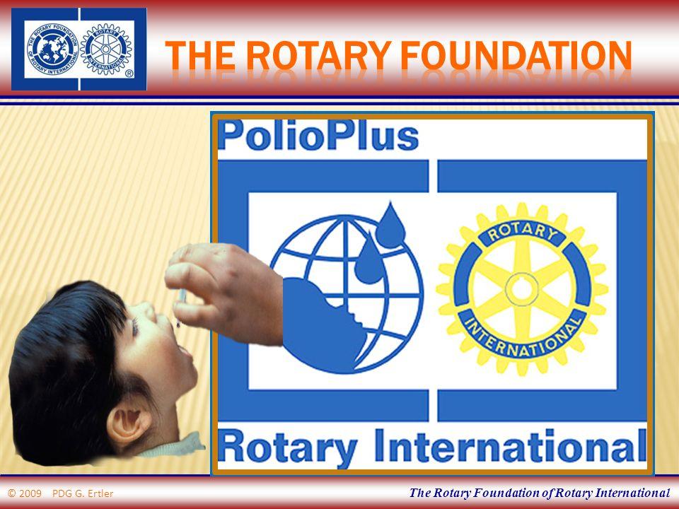 The Rotary Foundation of Rotary International 2 Wege zur Unterstützung von PolioPlus Partners District Designated Funds (DDF): Spende verfügbarer DDF zur Unterstützung von Projekten aus der Open Projects list.