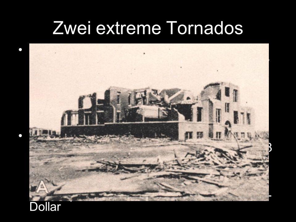 Zwei extreme Tornados 18.