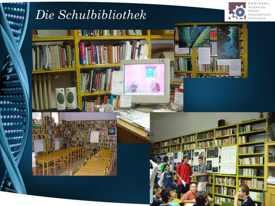 Die Schulbibliothek