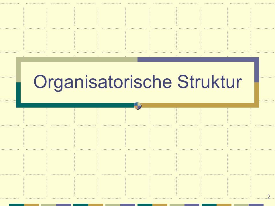 13 Organisatorische Struktur FAQs Welcher Zweig ist mein Hauptzweig.