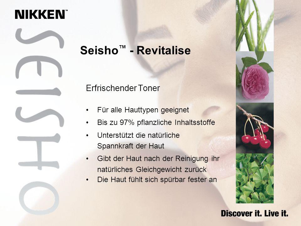 Erfrischender Toner Für alle Hauttypen geeignet Bis zu 97% pflanzliche Inhaltsstoffe Unterstützt die natürliche Spannkraft der Haut Gibt der Haut nach