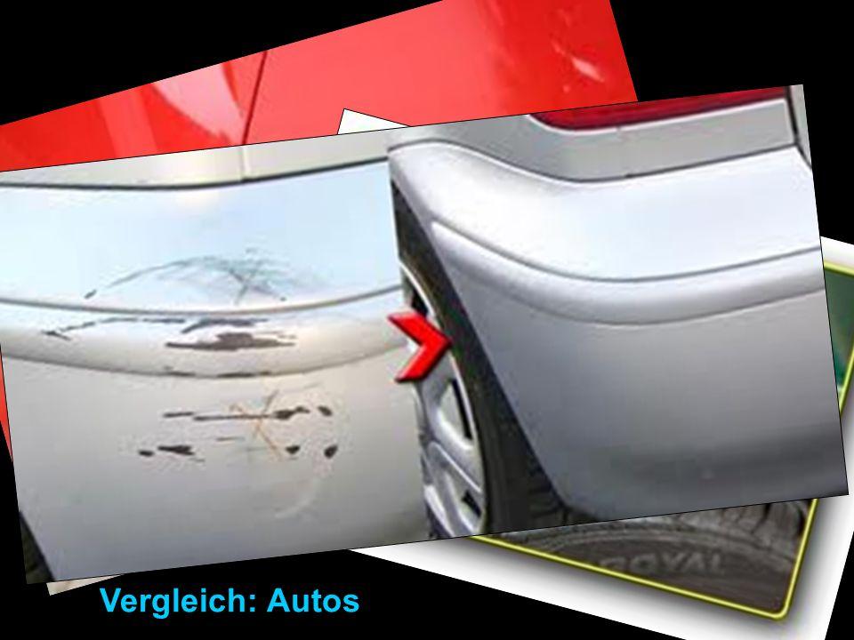 Vergleich: Autos