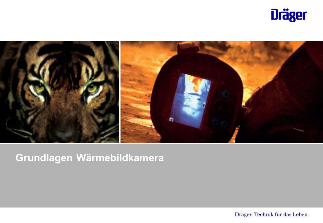 32 | Wärmebildkamera Funktionsprinzip Wie entsteht ein Wärmebild .