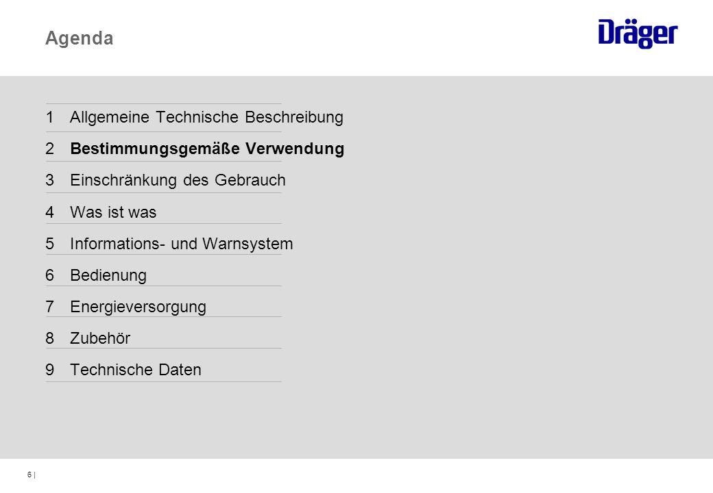 47 | Technische Beschreibung Datenblatt