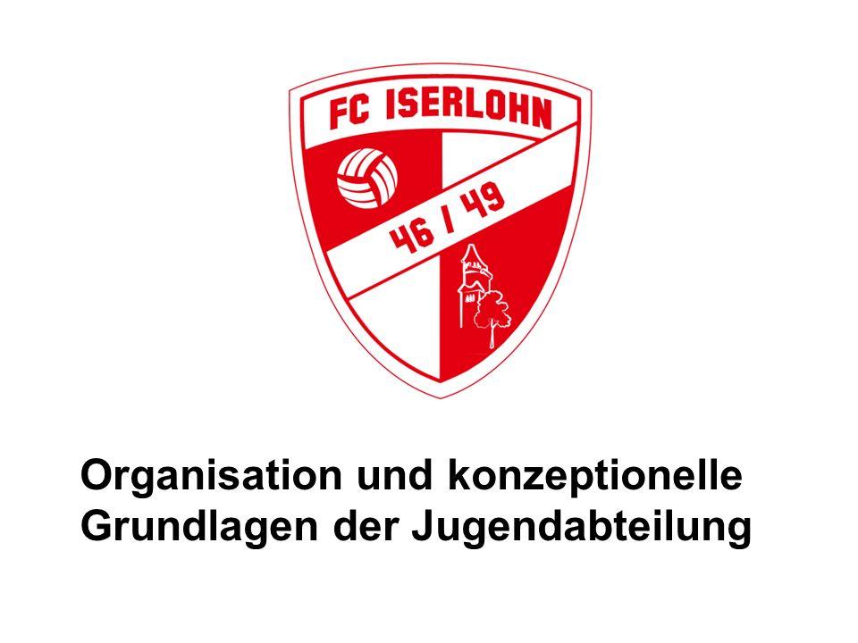 Jugendkonzept des FC Iserlohn 46/49 1.