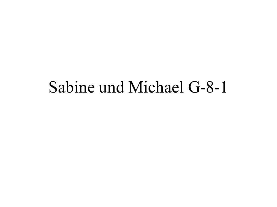 Sabine und Michael G-8-1