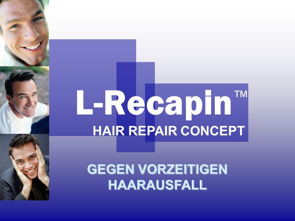 L-Recapin HAIR REPAIR CONCEPT GEGEN VORZEITIGEN HAARAUSFALL