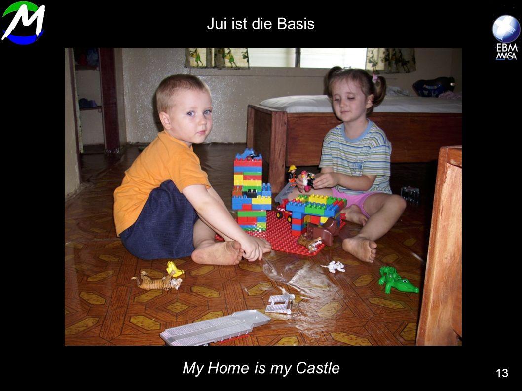 My Home is my Castle 13 Jui ist die Basis