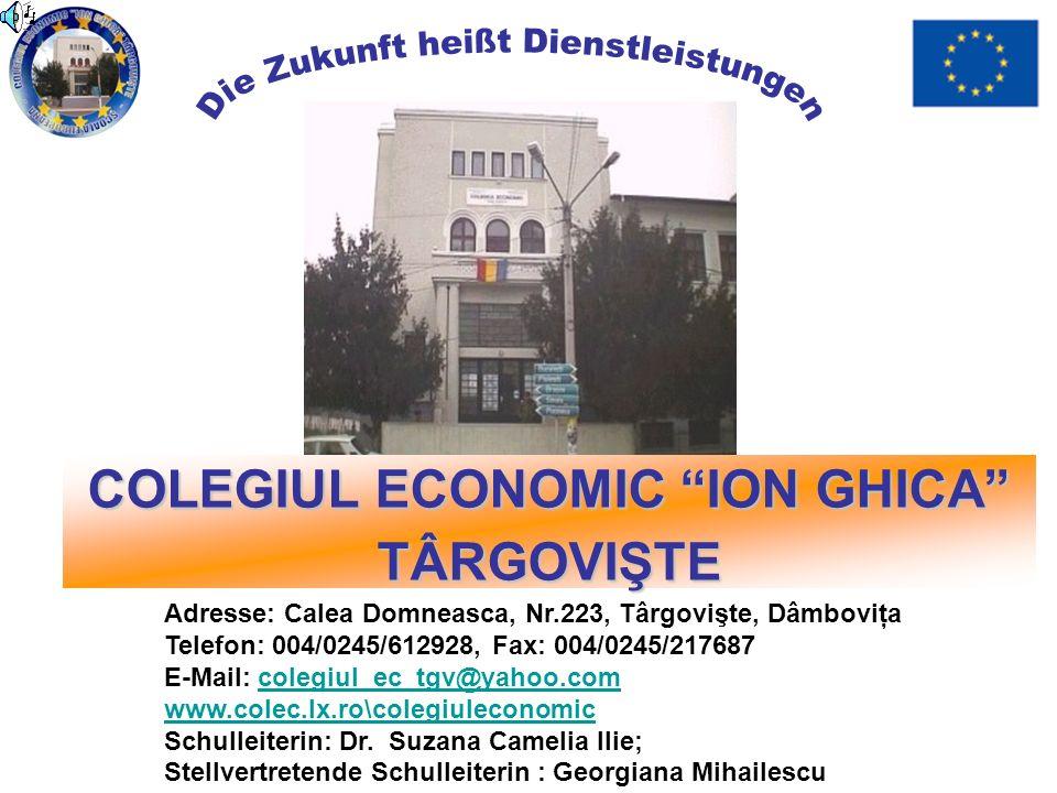 Als Europäische Schule und gemäß seiner Tradition auf dem Gebiet der Erziehung, Allgemein- und Fachbildung bzw.