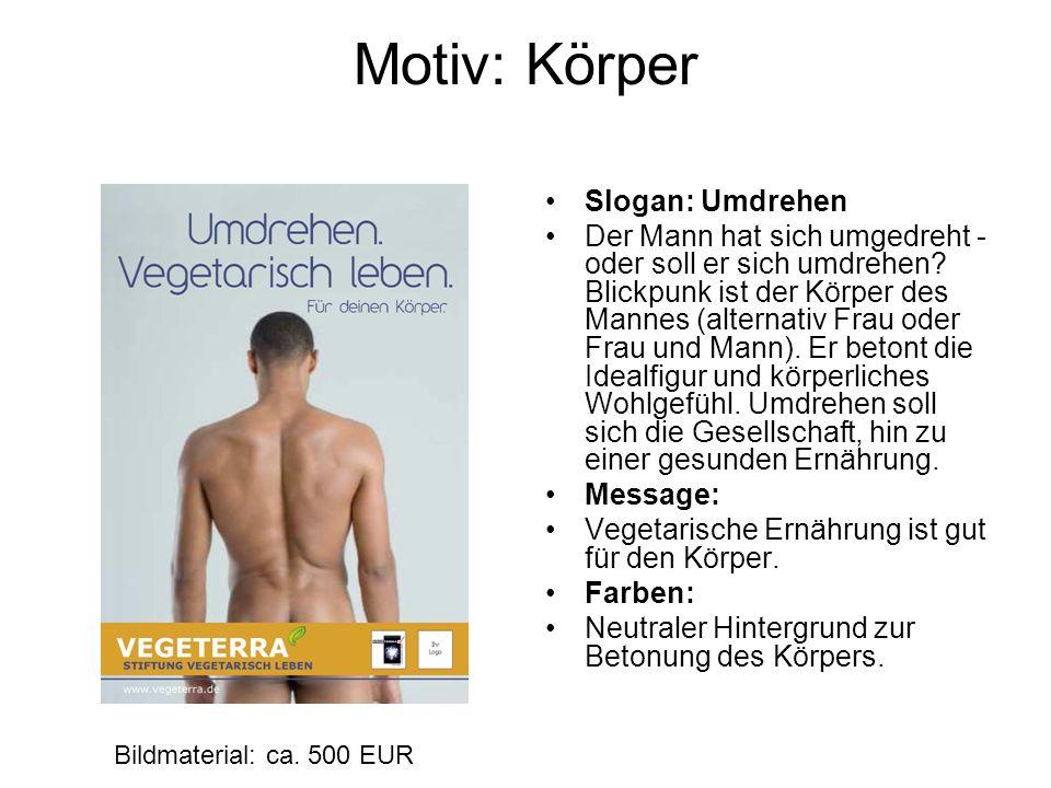 Motiv: Klimaschutz Motiv: Tierrechte Bildmaterial: ca. 20 EUR