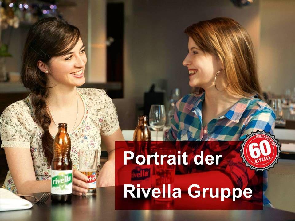 Mission und Vision Vision Wir sind Zukunft: leidenschaftlich – erfrischend – erfolgreich Rivella gehört in der Schweiz zu den am stärksten, erfolgreich wachsenden Getränkeunternehmen und etabliert sich in ausgewählten ausländischen Märkten.