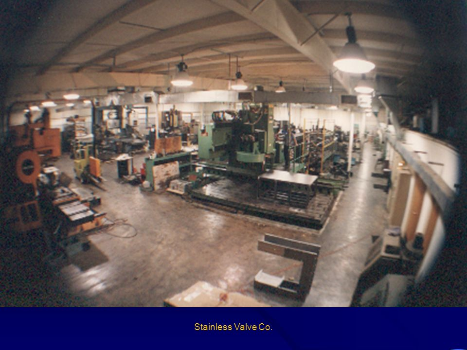 Stainless Valve Co.