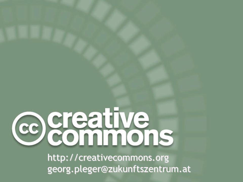 http://creativecommons.orggeorg.pleger@zukunftszentrum.at
