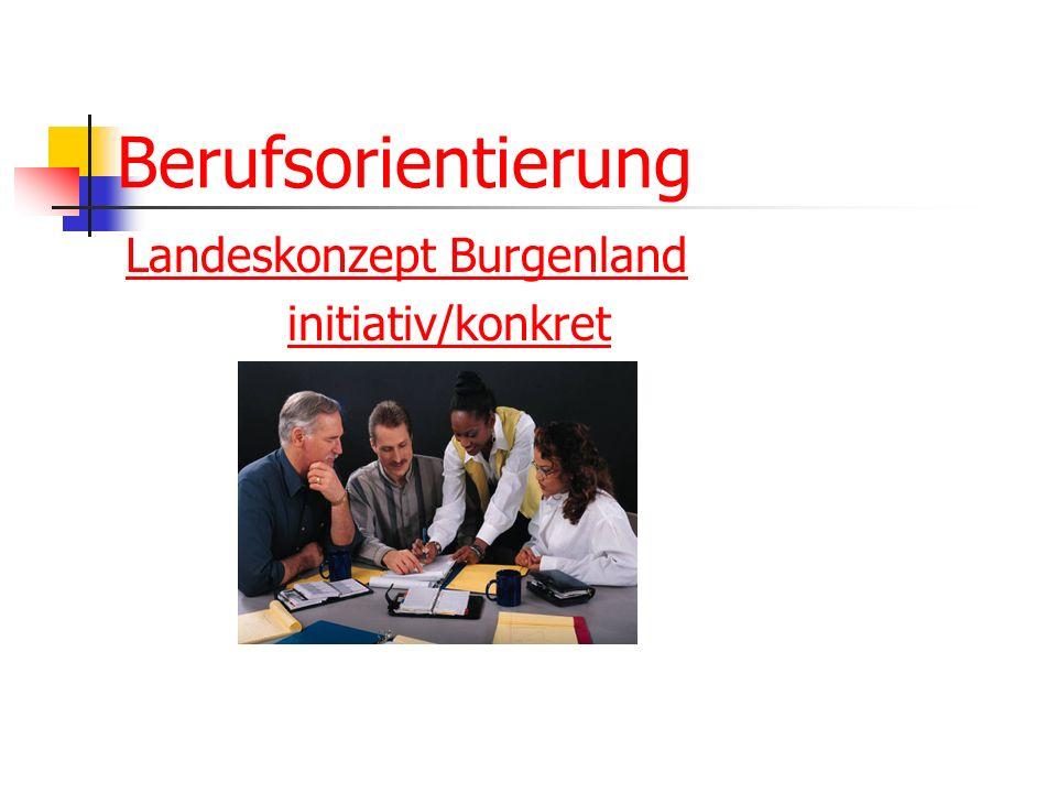 + Sammlung und Bereitstellung von Medien, Fachliteratur und Materialien zum Fachbereich BO + Gründung von BO- ARGES + Betreuung, Koordination und Schulung von ReferentInnen und Bezirkskoordinatoren + Zusammenführung und Vernetzung der Projekte aller Ebenen