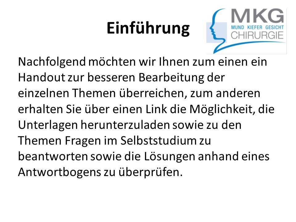 Geschwülste, insbesondere Mundschleimhautkarzinom, einschließlich Rekonstruktion Univ.-Prof.
