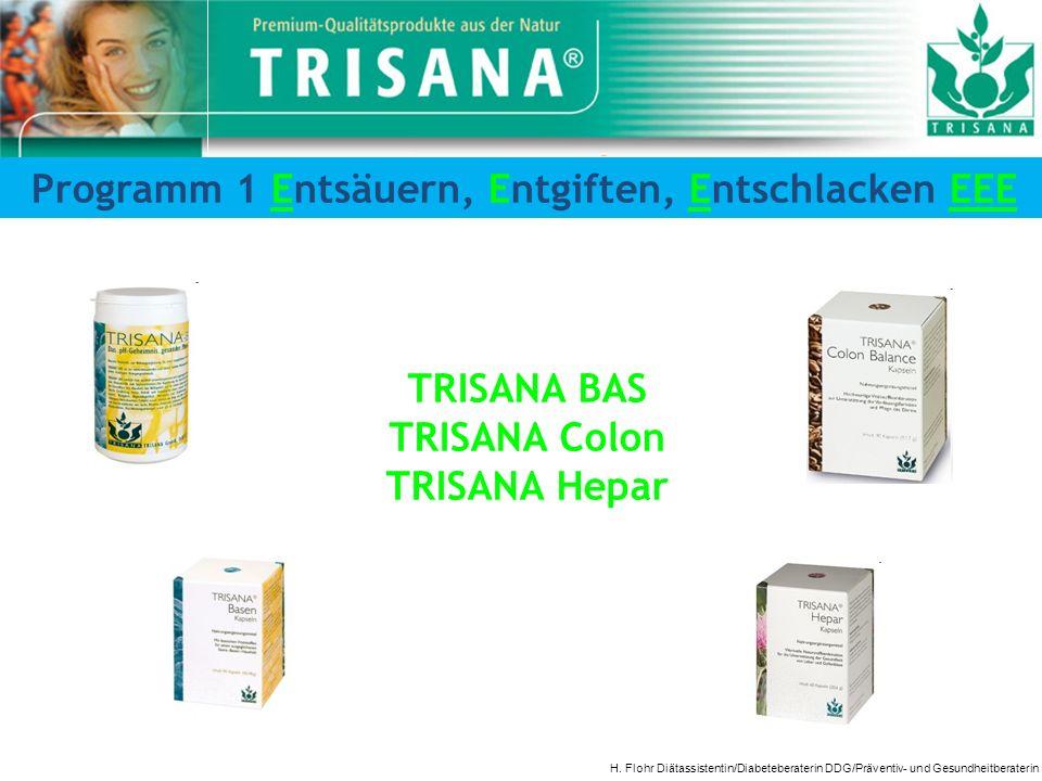TRISANA ® Body Secret Complex H.