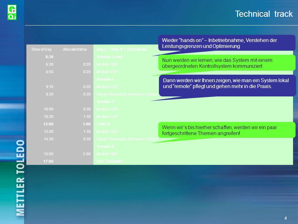 25 Qi Installationsbeispiel 3 +V CNet FCE MP1 MP2MP3 3 Materialien durch 1 Qi Ausgang gesteuert Qi hat DIREKTE Kontrolle über die Dosierung SO wird ein Qi vorzugsweise eingesetzt Material wird durch SPS angewählt (Steuerungsmatrix)
