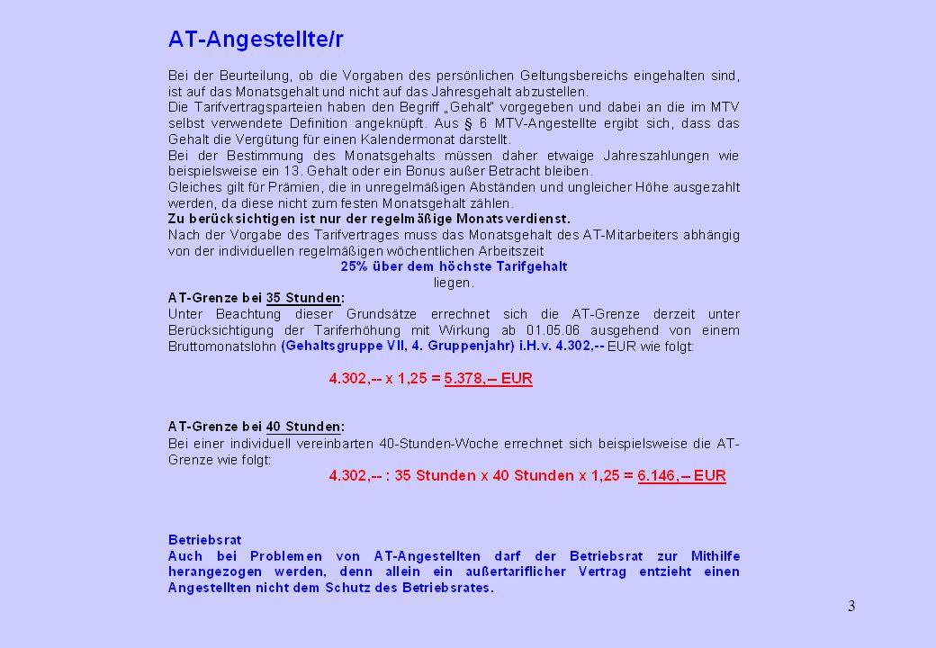 2 Beschäftigungsarten Vollzeit Teilzeit AÜG (Leiharbeitn.) 400 - Job Freier MA Normalarbeitszeit / 2-Schicht 35 Std.Woche 40 Std.Woche13% Quote 40 Std