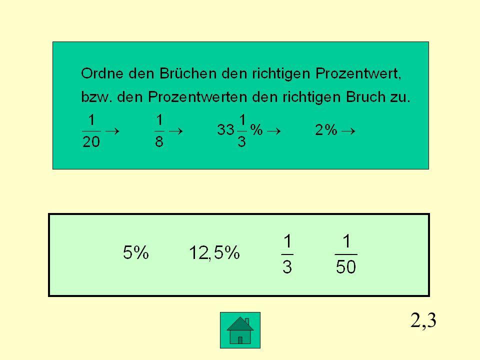 2,2 Wie heißt die allgemeine Zuordnungs- vorschrift für eine proportionale Zuordnung?