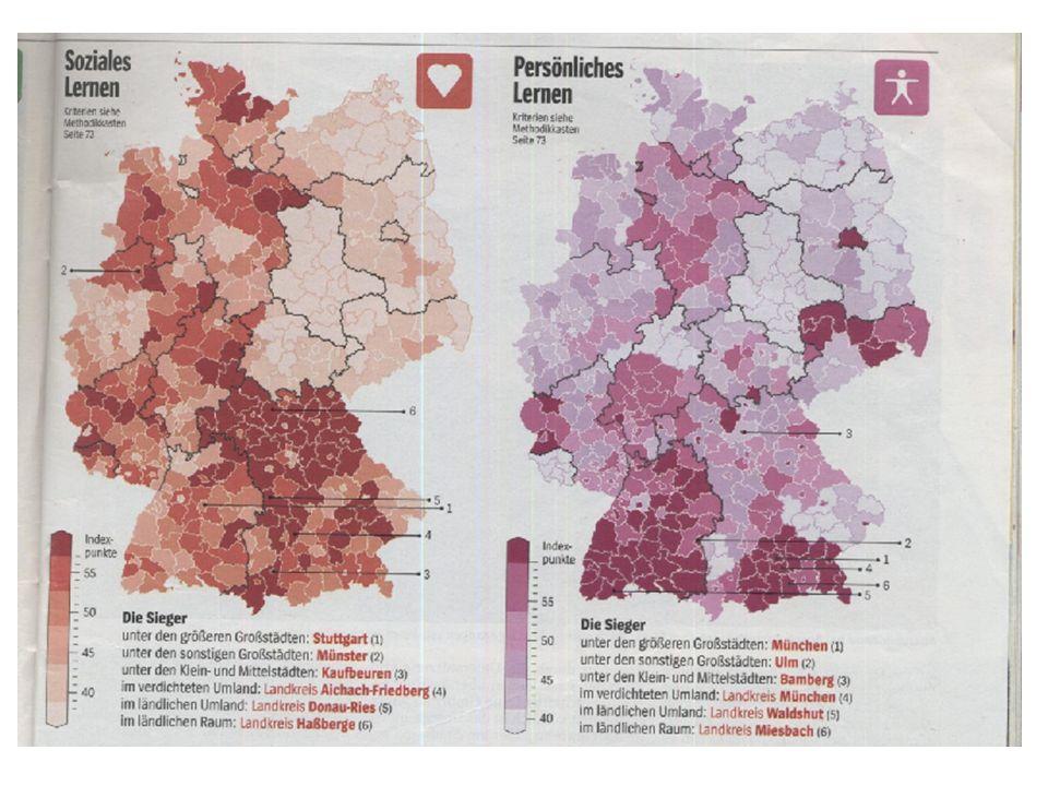 Sind die Lehrer in Spanien schlechter als die in Deutschland oder Finnland.