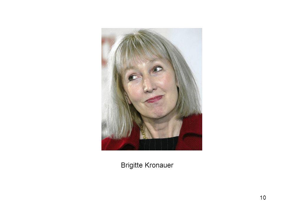 Brigitte Kronauer 10