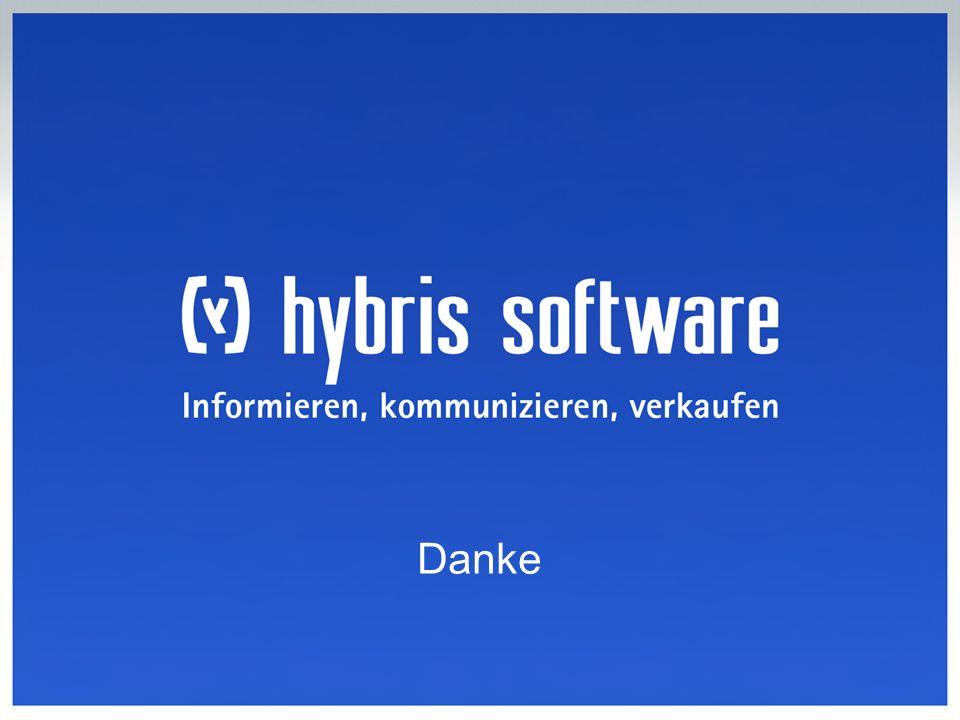 hybris Company Confidential hybris GmbH, 37 Danke