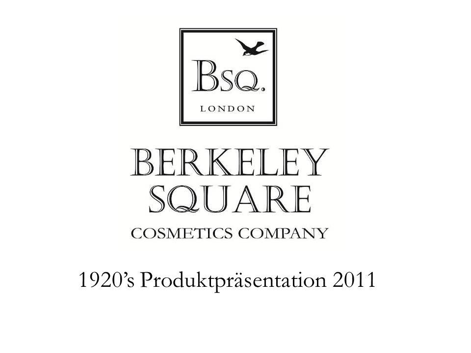 1920s Produktpräsentation 2011