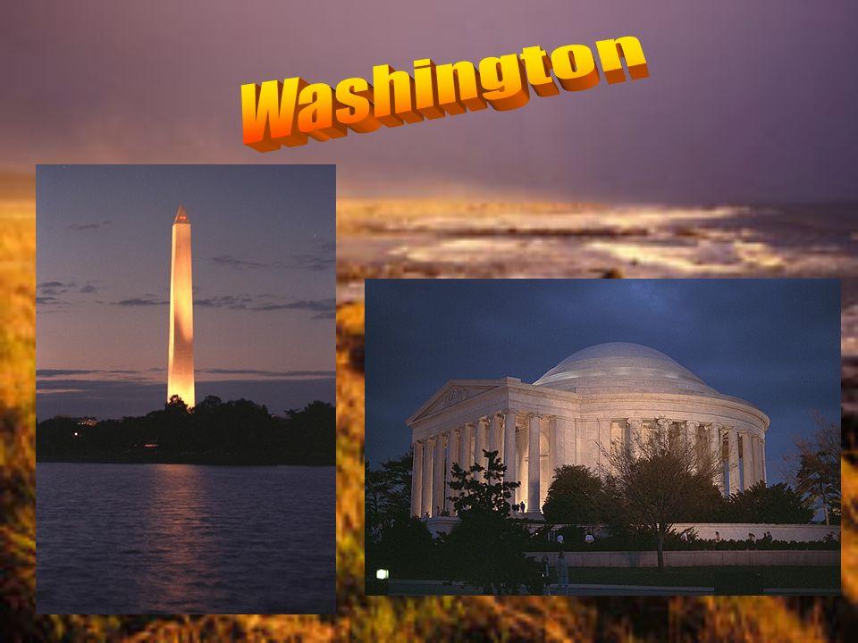 Washington Der US-Bundesstaat Washington liegt im Nordwesten der USA am Pazifischen Ozean.