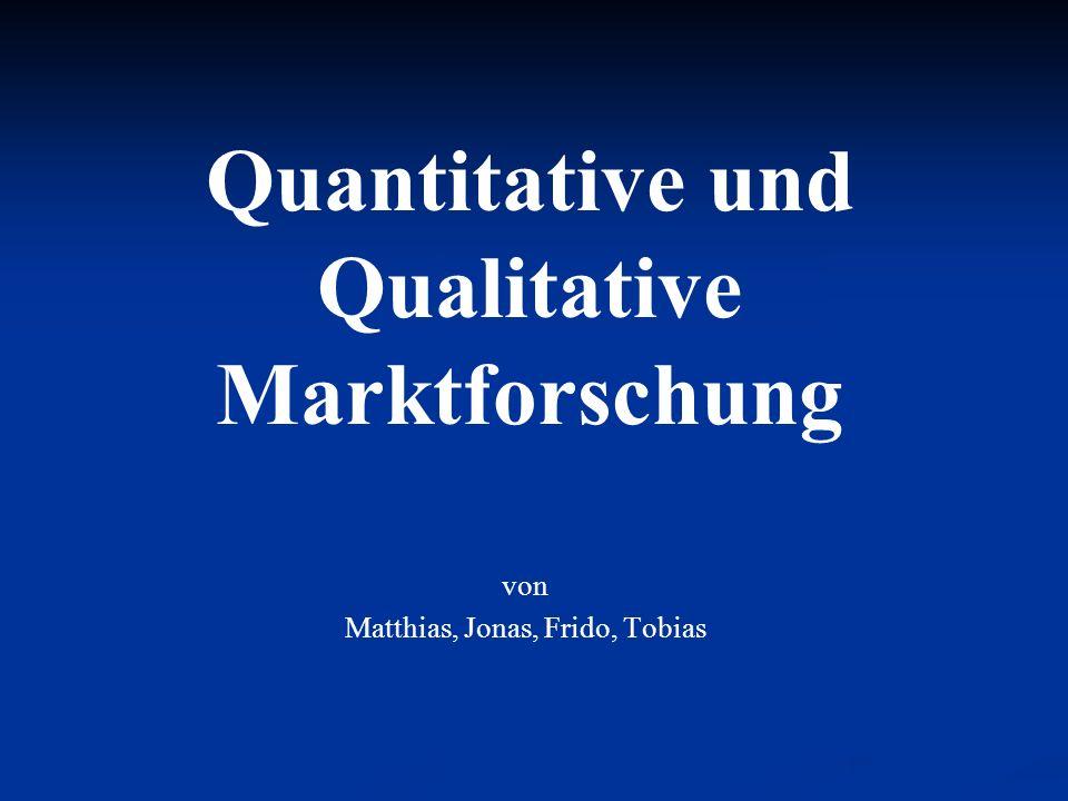 Informationsquellen http://www.psychologie.uni-mannheim.de http://www.psychonomics.de/article/archive/6/ www.focus.de Buch Marketing ISBN 3-8272-9007-X WWWW eeee iiii tttt eeee rrrr z z z z uuuu Q Q Q Q uuuu aaaa llll iiii tttt aaaa tttt iiii vvvv eeee M M M M aaaa rrrr kkkk tttt ffff oooo rrrr ssss cccc hhhh uuuu nnnn gggg