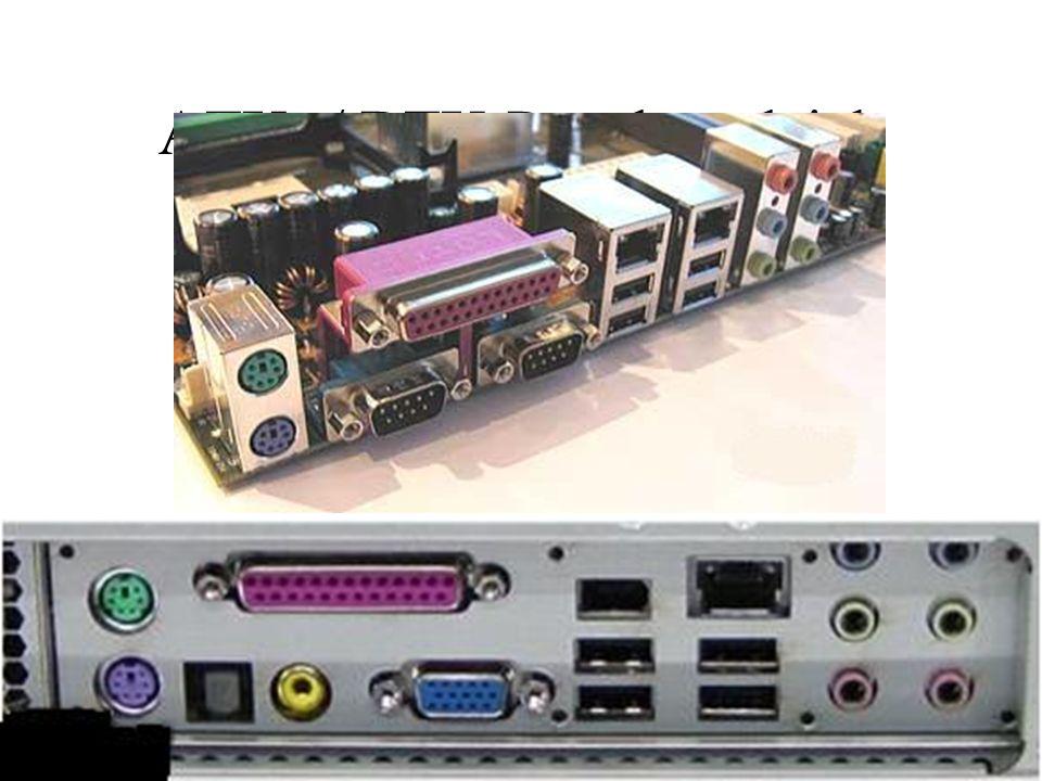 ATX- / BTX-Panelvergleich