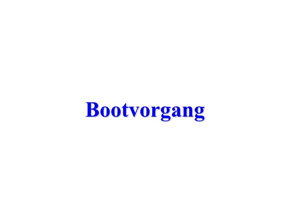 Bootvorgang