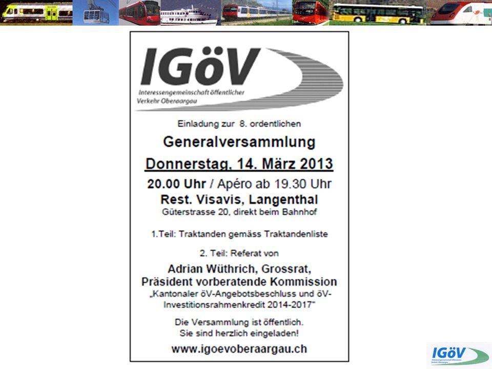 Traktandenliste 1.Begrüssung / Genehmigung der Traktandenliste / Wahl Stimmenzählenden / EntschuldigungenPräsident 2.Protokoll der GV vom 29.