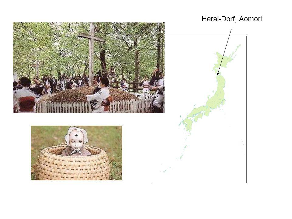 Herai-Dorf, Aomori
