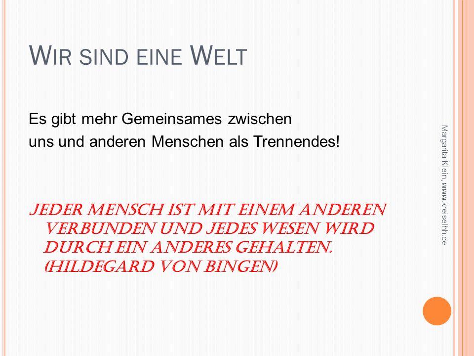 D EN K OHÄRENZSINN WECKEN Netzwerke knüpfen Den Vater als partnerschaftlichen Elternteil gewinnen Wurzeln entdecken und respektieren Margarita Klein, www.kreiselhh.de