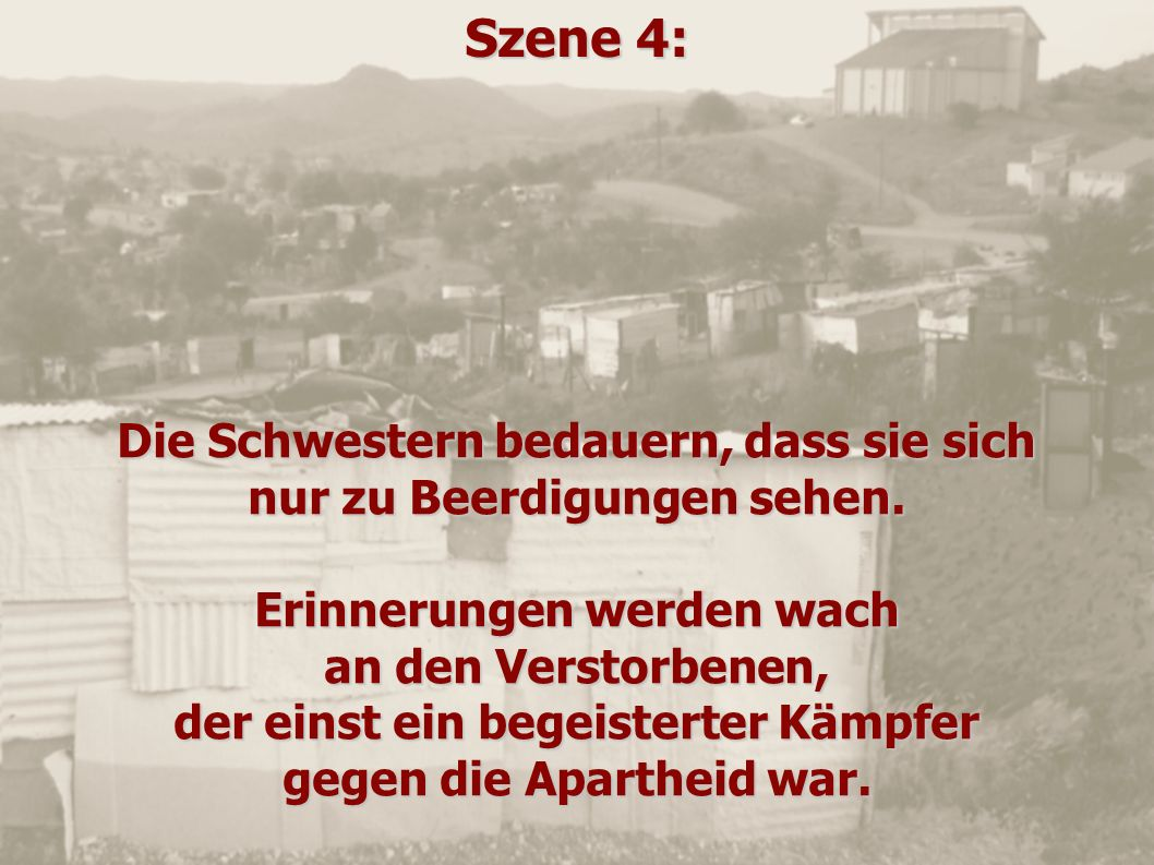 Lied: #KHÎB DI ELO Herr des Friedens und der Liebe, sieh auf unser Elend: (für viele Leute) sind Mord- und Totschlag die Antwort.