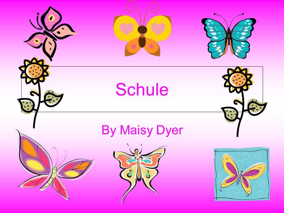 Schule By Maisy Dyer