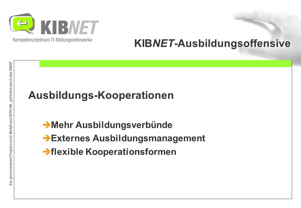 Ein gemeinsames Projekt von IG Metall und BITKOM, gefördert durch das BMBF.