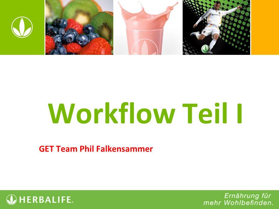 Workflow Teil I GET Team Phil Falkensammer