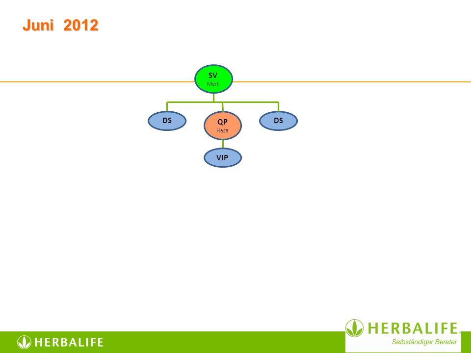 Juni 2012 DS QP Hasa DS VIP SV Mert