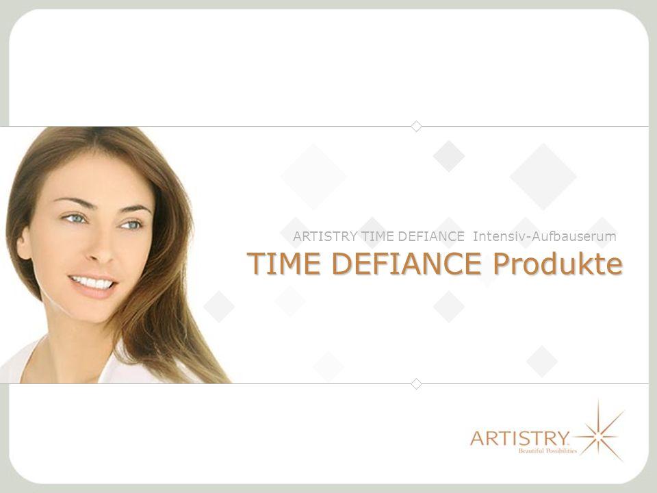 TIME DEFIANCE Produkte ARTISTRY TIME DEFIANCE Intensiv-Aufbauserum